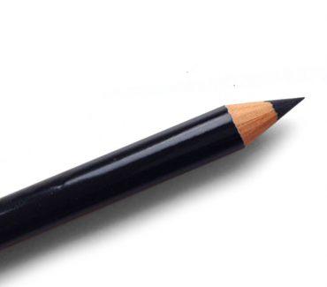 Czarna kredka do makijażu permanentnego