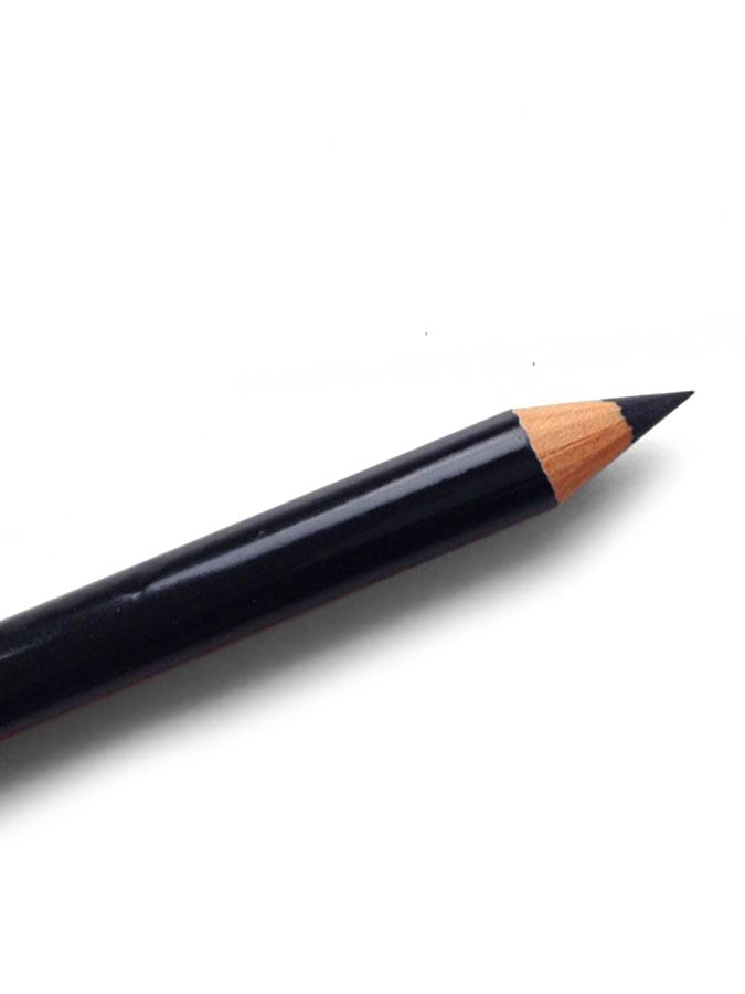 Czarna kredka do rysunku wstępnego makijażu permanentnego