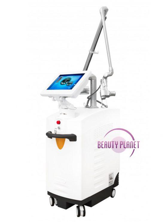 Laser frakcyjny CO2 jest laserem ablacyjnym, tzn. jego działanie opiera się na zjawisku koagulacji.