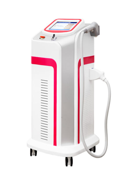EPILASE Laser diodowy - urządzenie do usuwania owłosienia