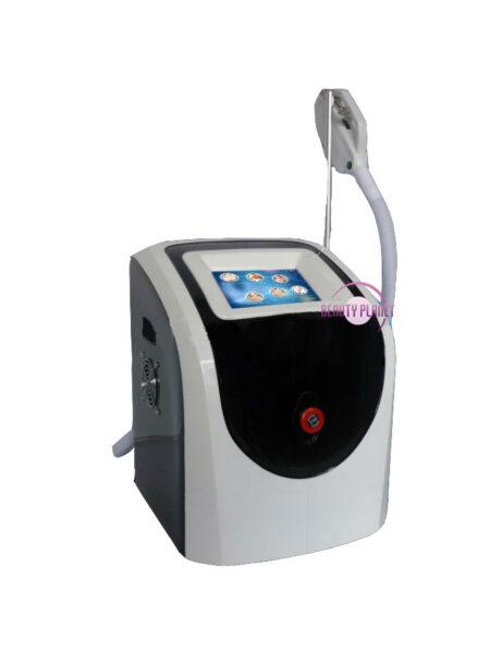 E-Light/IPL to urządzenie wykorzystujące połączenie energii świetlnej IPL i fali radiowej.