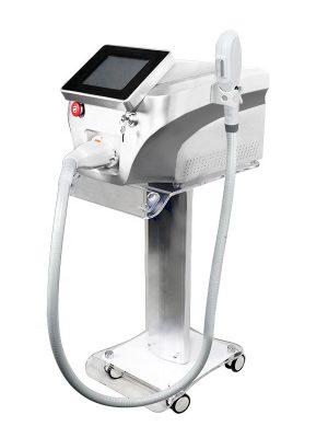 Laser PULSLIGHT (IPL + RF Bi-Polar + SHR) - usuwanie przebarwień, fotoodmładzanie
