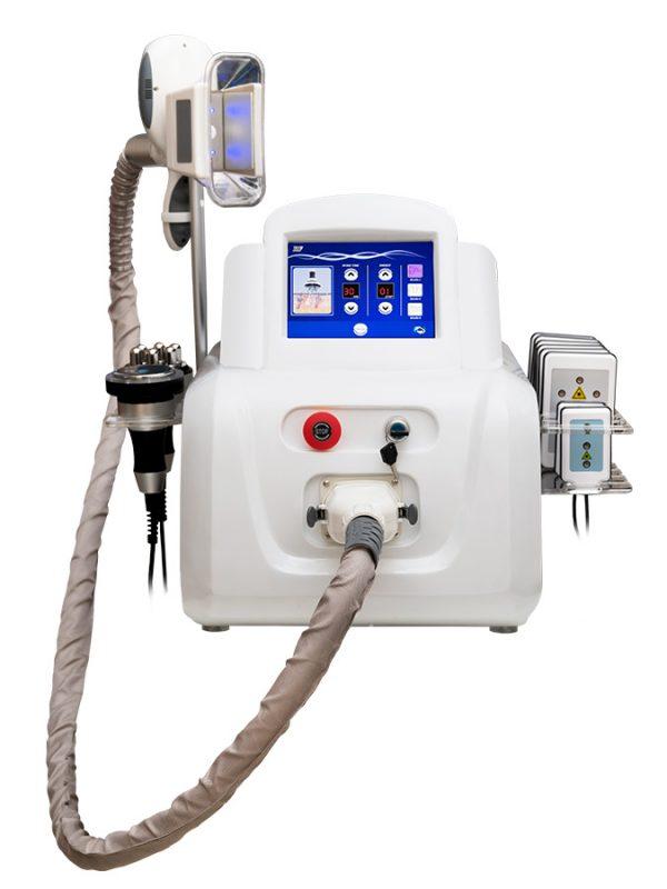 urządzenie do kriolipolizy z falą radiową do ciała