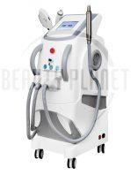laser kosmetyczny z trzema głowicami nowa głowica q-switch