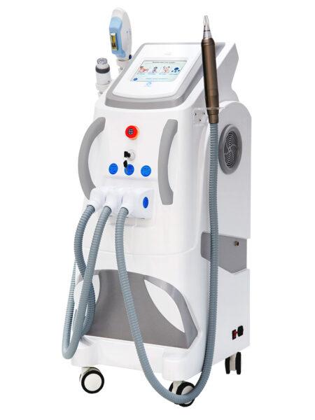 Laser OPT NEO Połączenie E-light + SHR + IPL + PICOSEKUNDOWY