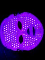 maska led violet