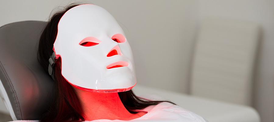 maska led red light