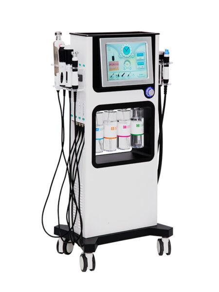 Legend - urządzenie kosmetyczne hydradermabrazja radiofrekwencja fale radiowe efekt Bohra