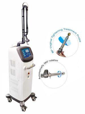 Ginekologiczny laser frakcyjny CO2 DermaFrax - leczenie miejsc intymnych