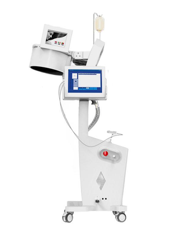 laser diodowy do usuwania owłosienia urządzenie kosmetyczne w dużej bazie
