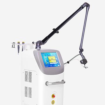 laser frakcyjny co2 urządzenie kosmetyczne do usuwania przebarwień