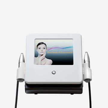 radiofrekwencja igłowa i bezigłowa na przebarwienia i usuwanie blizn lifting twarzy