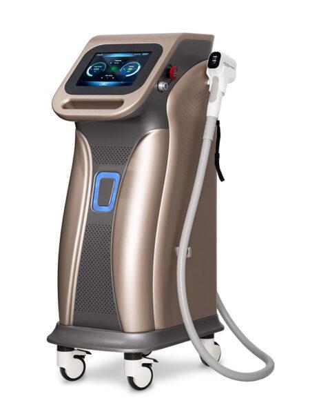 Medilase Pro - medyczny laser 755 nm 808 nm 1064 nm do usuwania owłosienia
